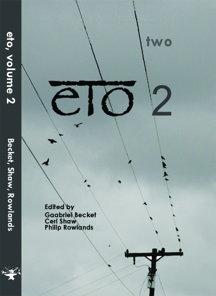 book cover, eto volume 2